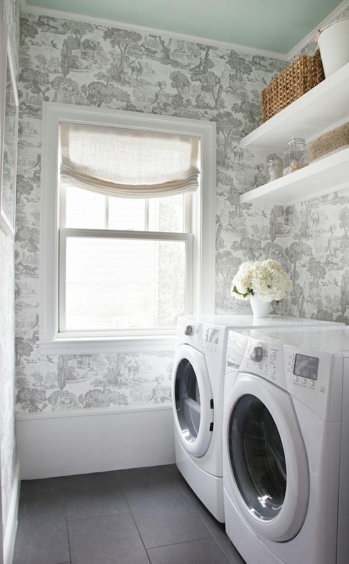 schöne und praktische waschküche einrichten! | einrichtungsideen