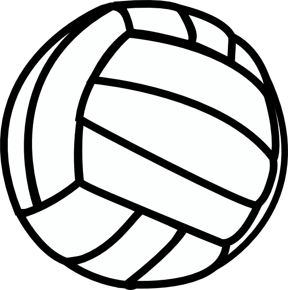 Clipart Volleyball Volleyball Clip Art