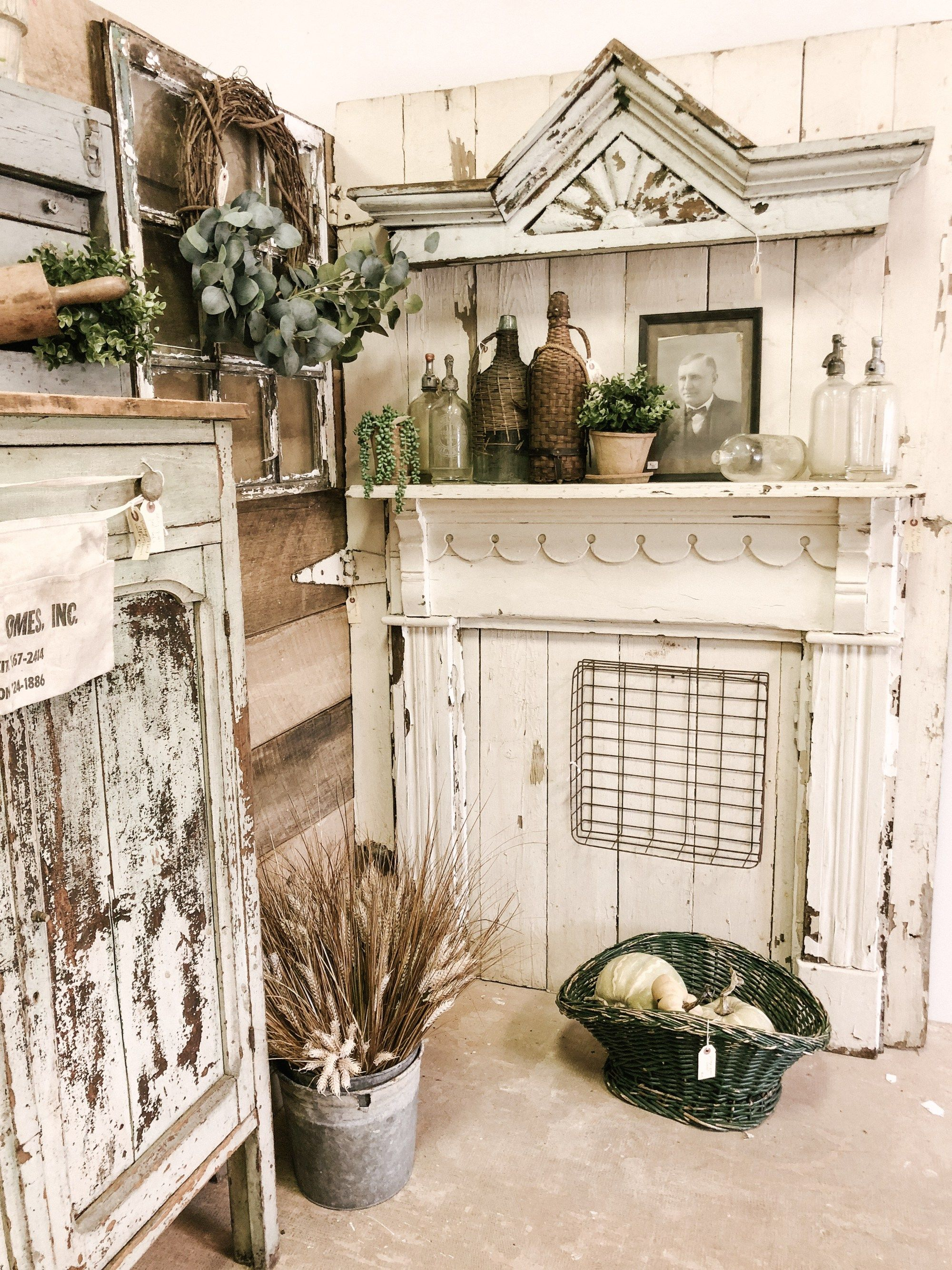 The Dreamiest Antique Finds Ever Shabby Chic Room Chic Decor