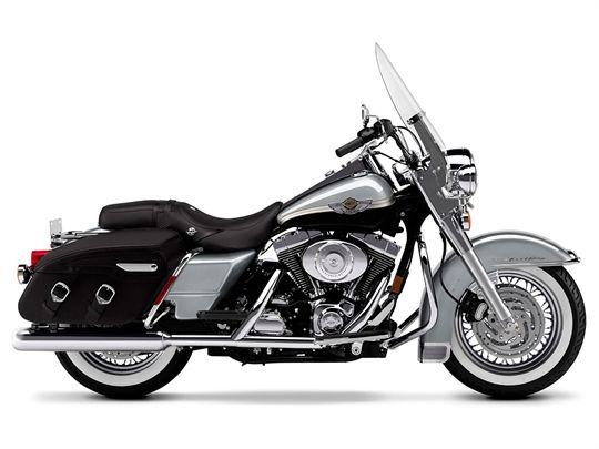Harley Davidson Flhrc Road King Classic Efi 2003 Harley Davidson Fatboy Harley Davidson Kleidung Harley Davidson Motorrader