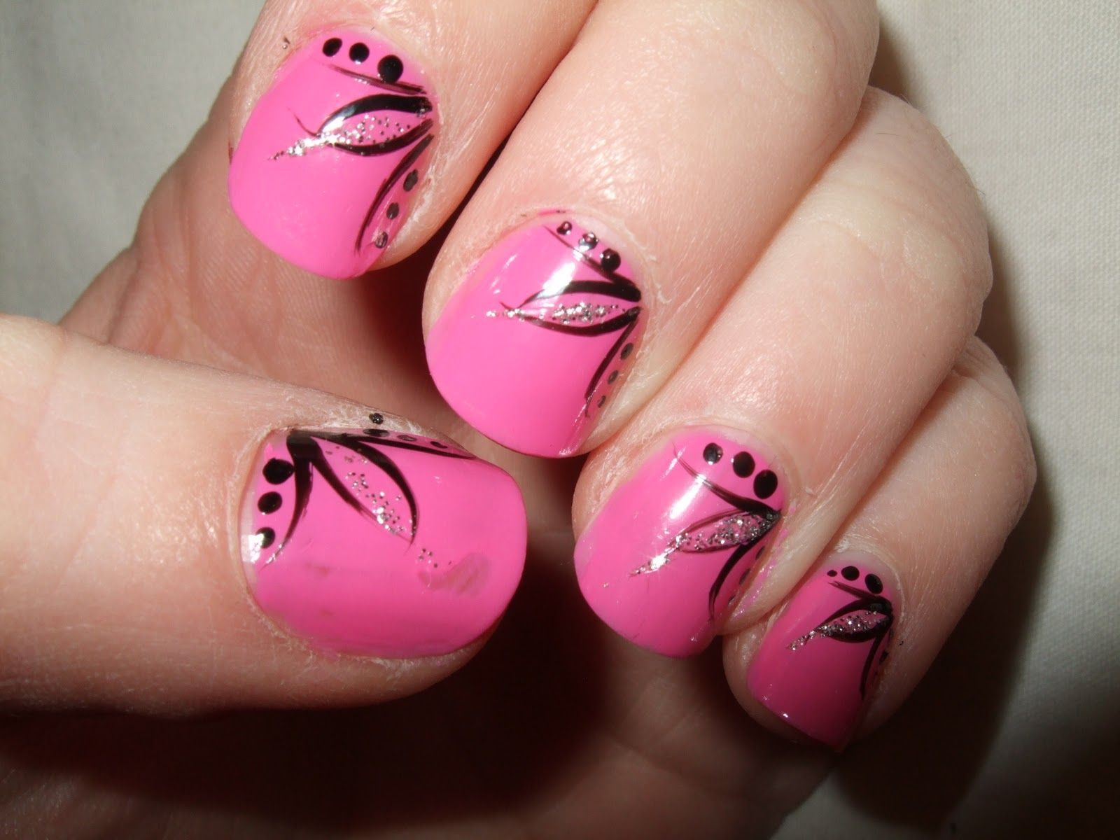 85 Best and Impressive Nail Art Designs in 2016Nail Art Designs ...