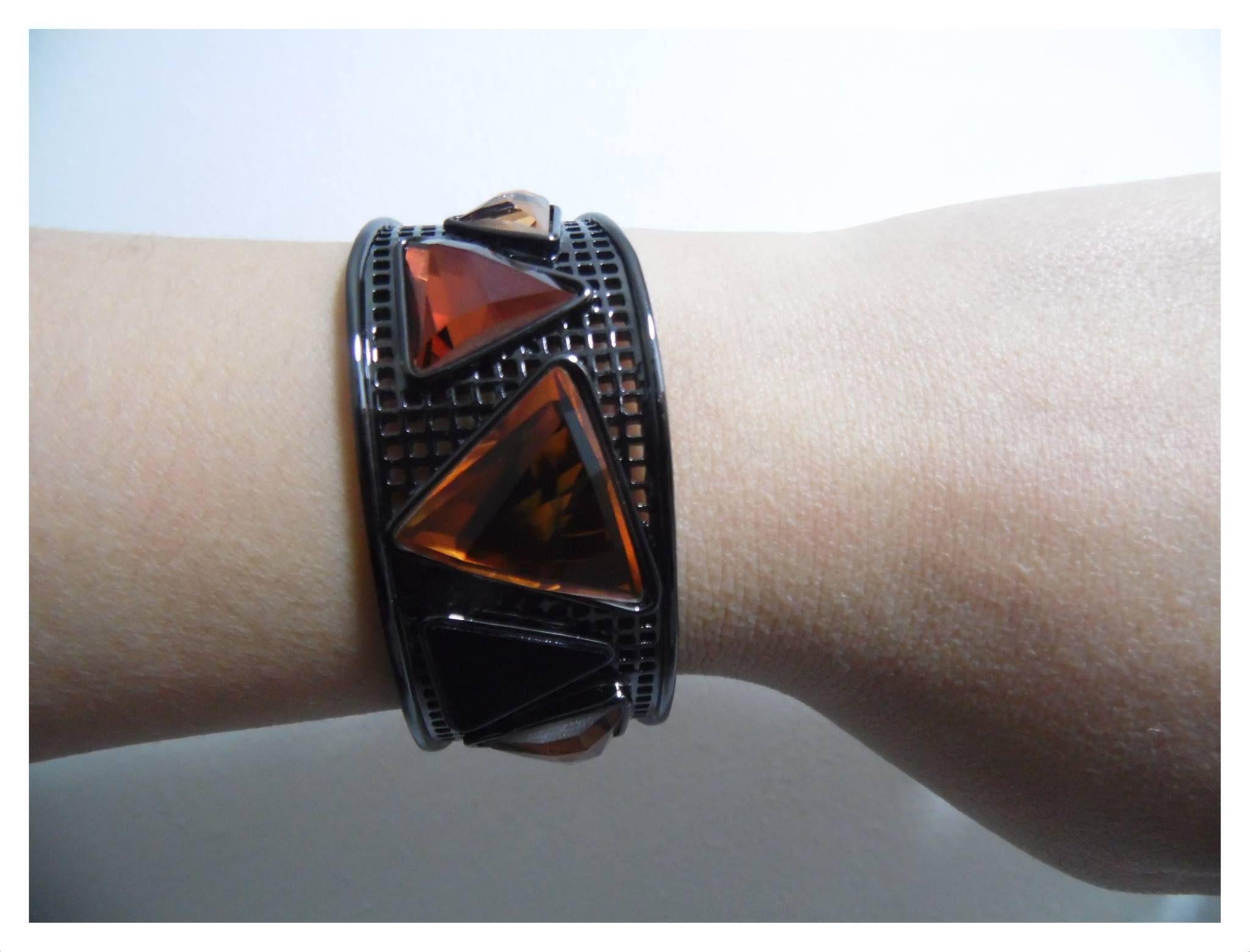 conjunto collar + pulsera Cristal Swarovski $59.990