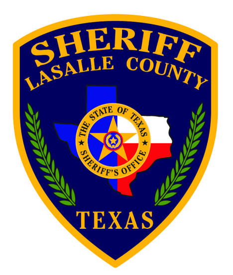 La Salle County Sheriff Tx Police Patches Texas Police Texas Law