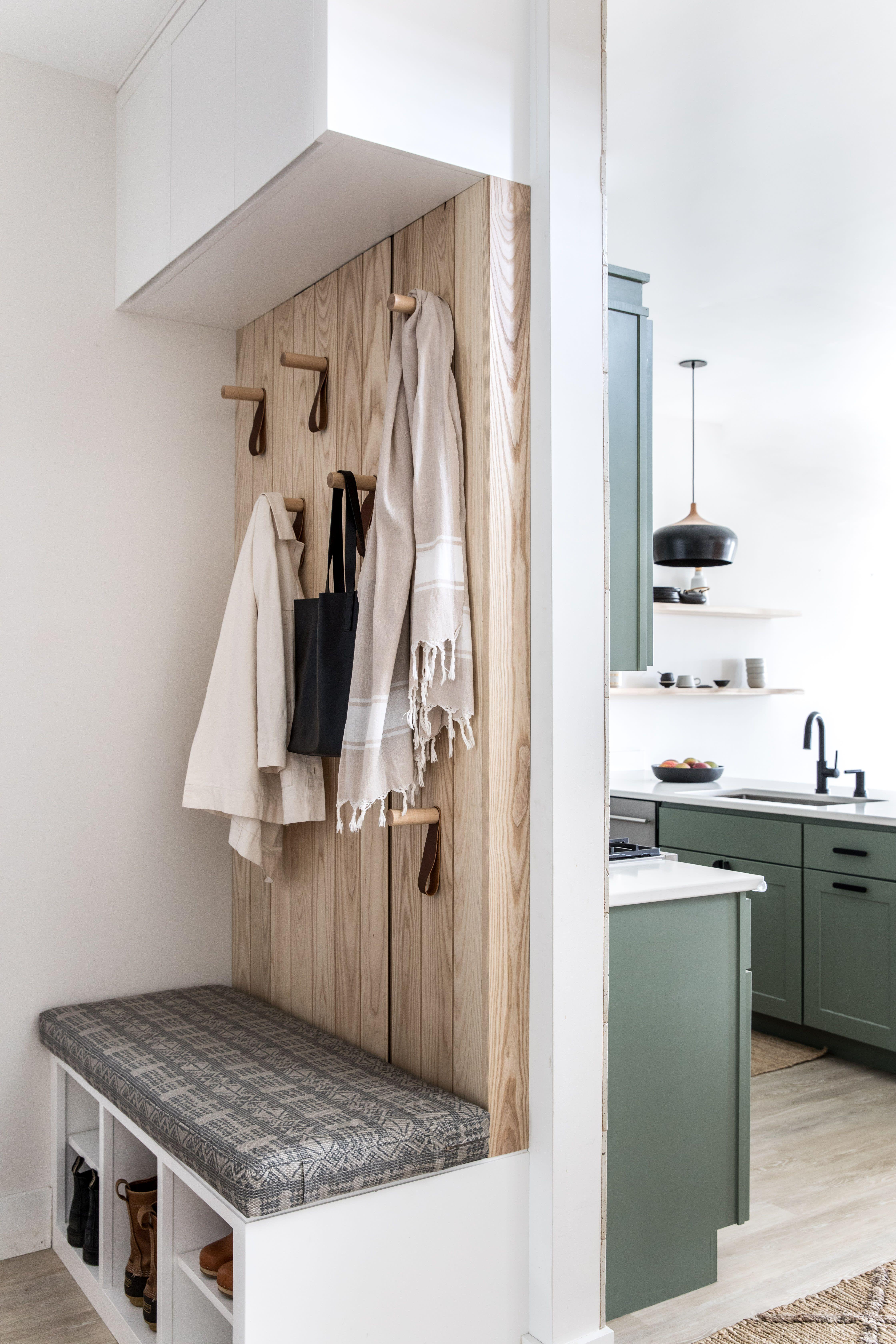 Tour a Portland, Maine Home That Blends Scandinavian and Japanese Design #scandinavianinteriordesign
