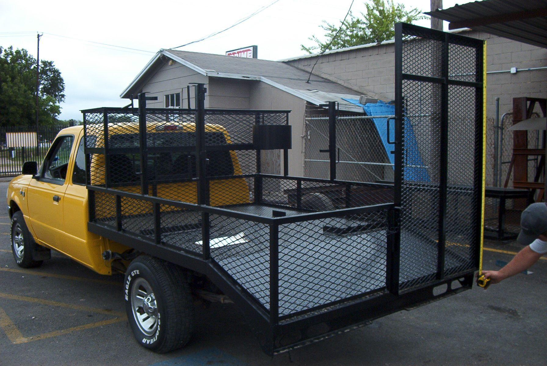 Landscape Truck Bed Truck Insert Manufacturer Nationwide