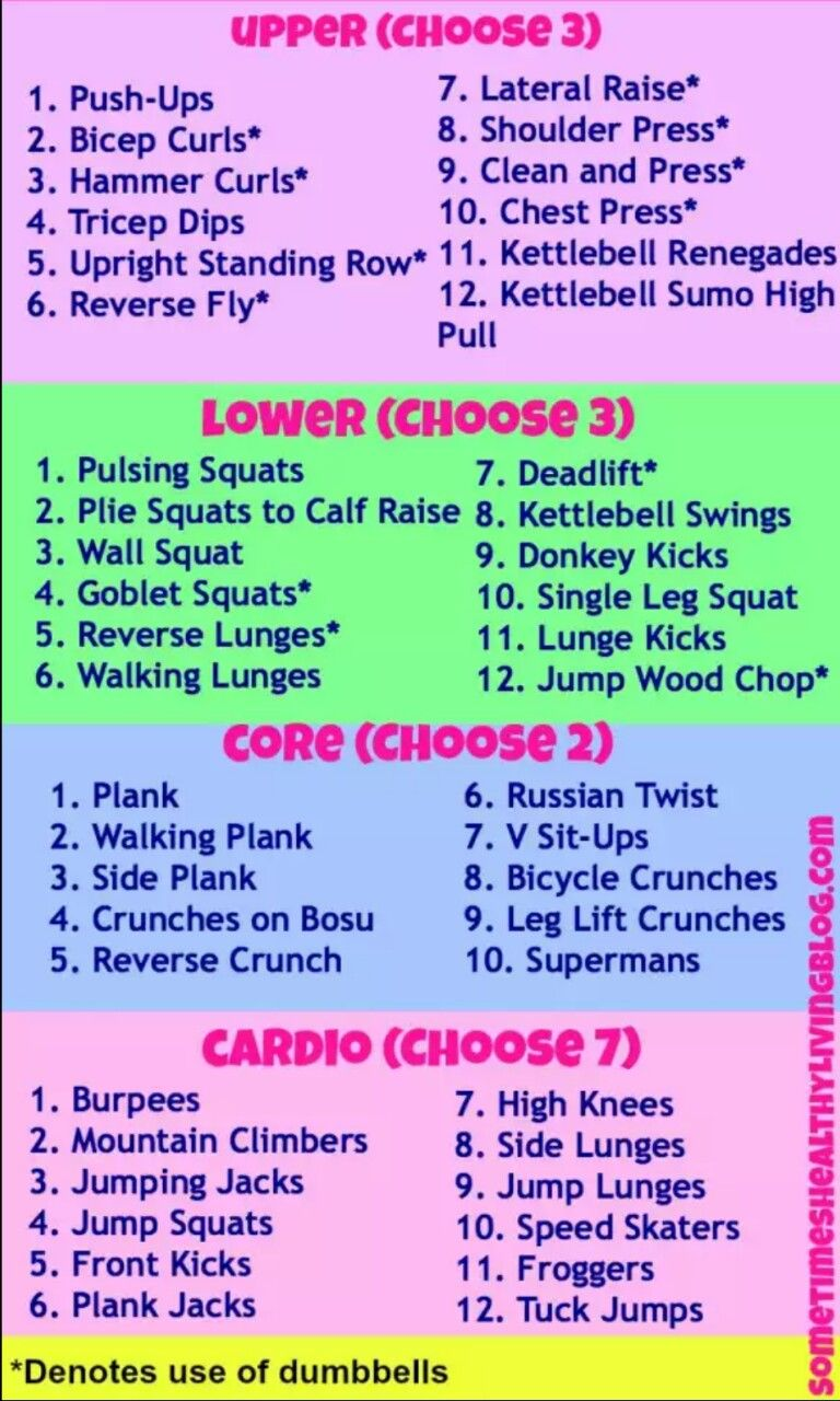 create your own workout fitness pinterest workout exercise rh pinterest com