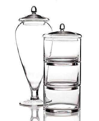 Martha Stewart Glassware Decor Macys Buy Now Martha