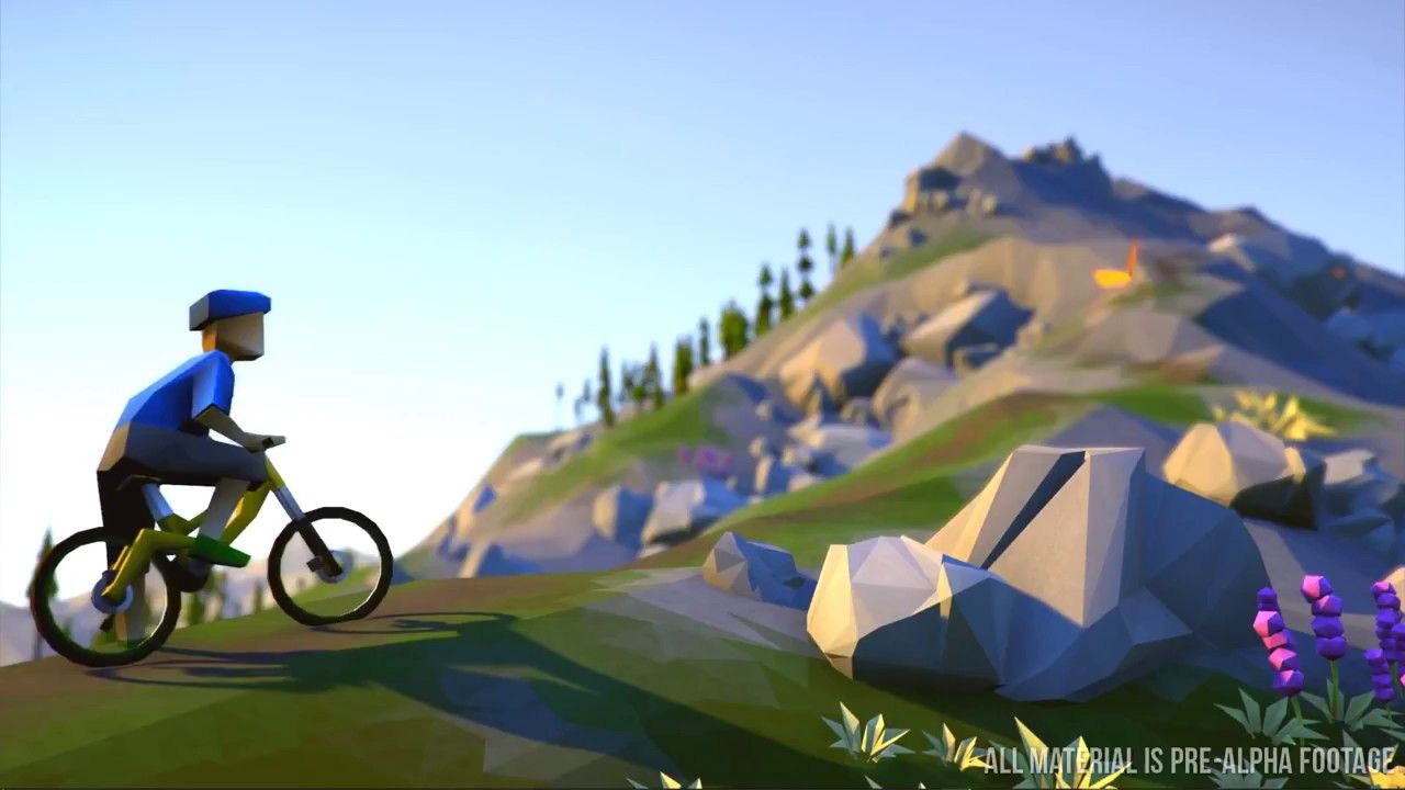 Video] Lonely Mountains Downhill - Official Gameplay Trailer (New