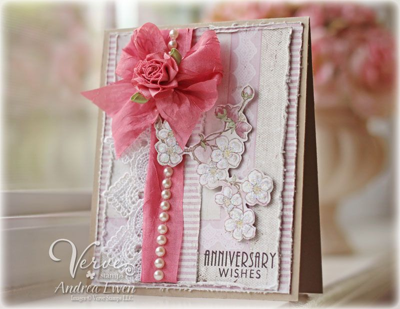 Ewenstyle case study happy anniversary cards by andrea ewen