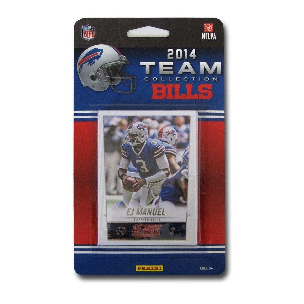 Buffalo Bills Licensed 2014 Score Team Set