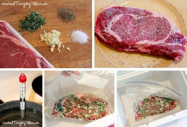 How To Cook The Perfect Steak In Your Cooler!