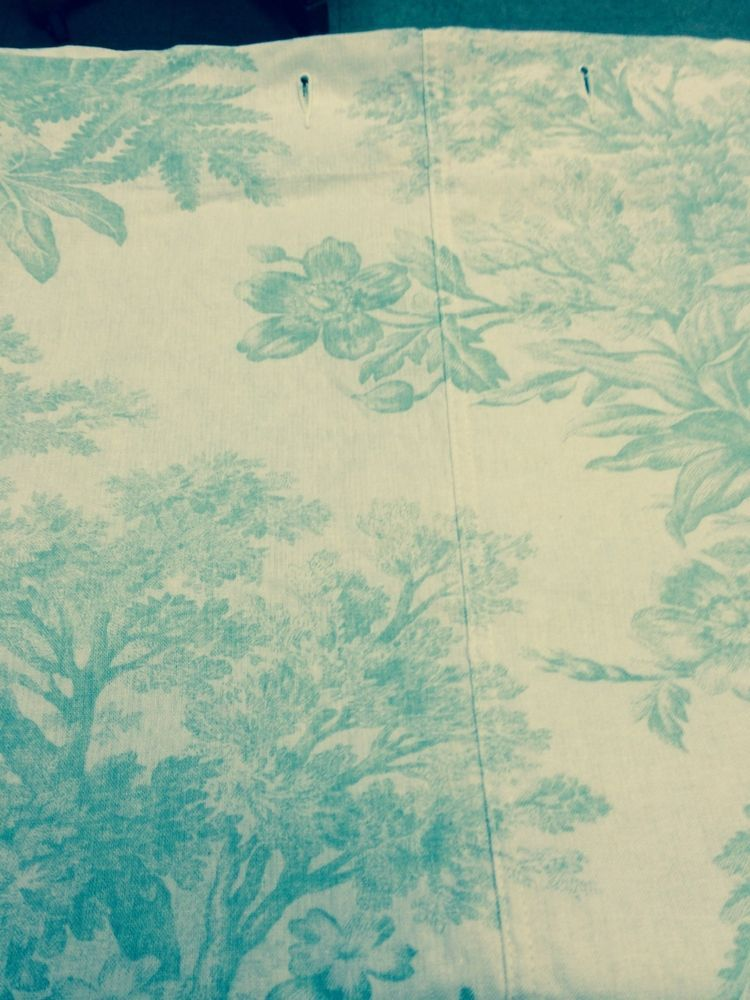 Pottery Barn Sage Toile Shower Curtain Potterybarn Frenchcountry