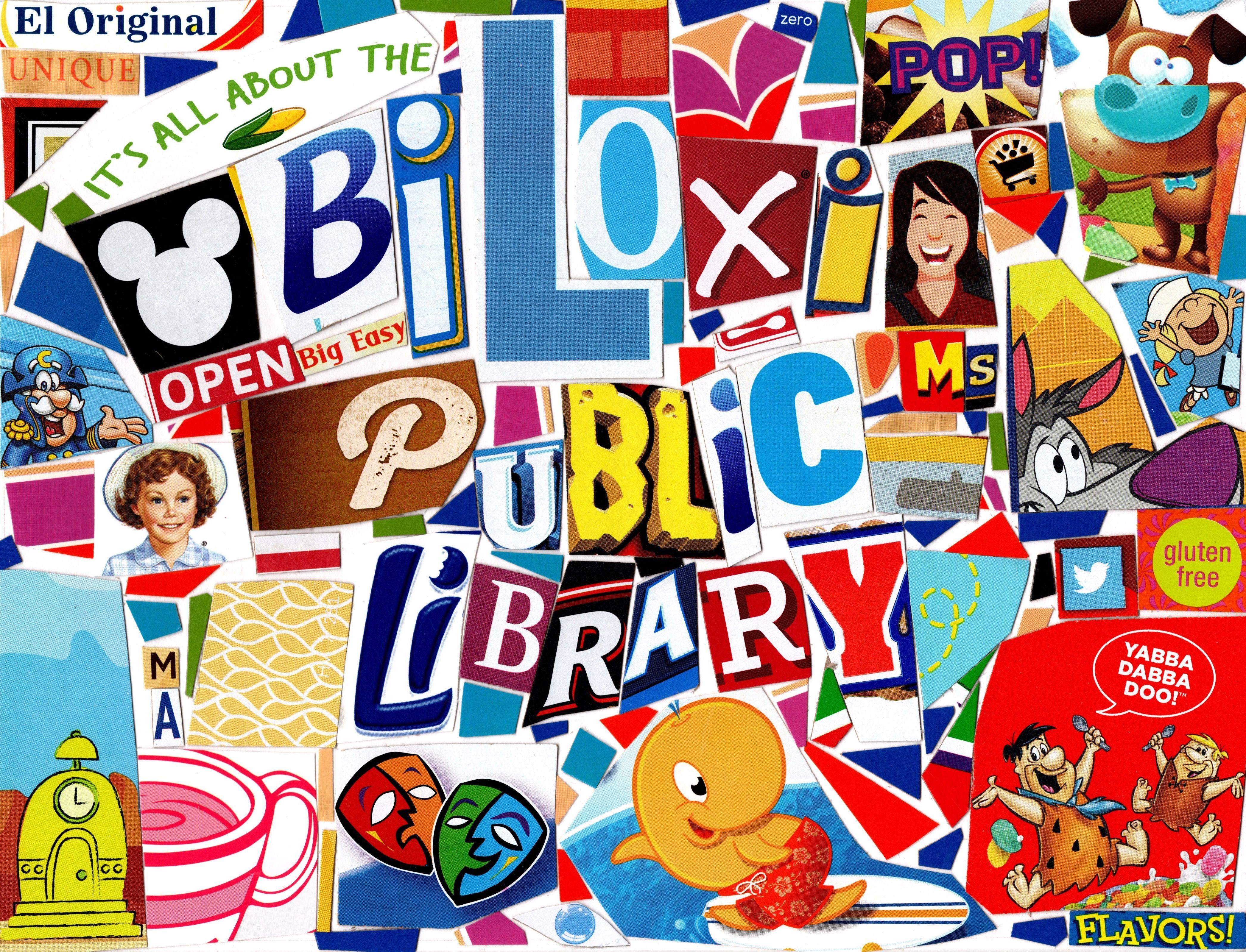 Biloxi Public Library Mississippi June 29, 2019 Modern