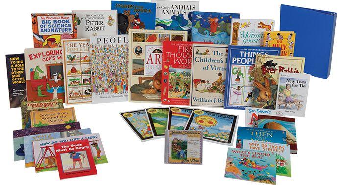 Sonlight Pre K Got All This Used For 150 Homeschooling