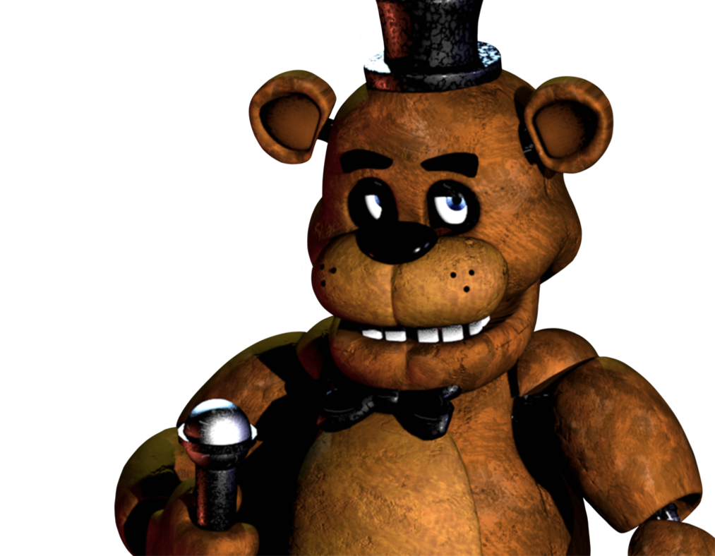 Freddy Fazbear By Monsuirahab D898wex Png 1013 788 Freddy Fazbear Five Nights At Freddy S Fnaf