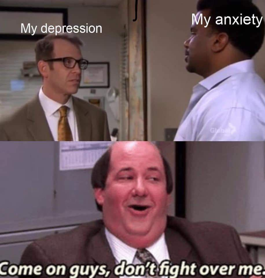 Pin On Mental Health Funnies