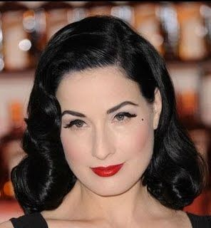 40 S Makeup With Images Hair Beauty 40s Hairstyles Beautiful