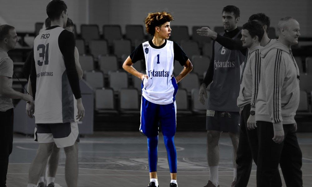 Lamelo Balls Defense Ripped By Espn Reporter Who Covered Lamelo Ball Usc Trojans Football Trojans Football