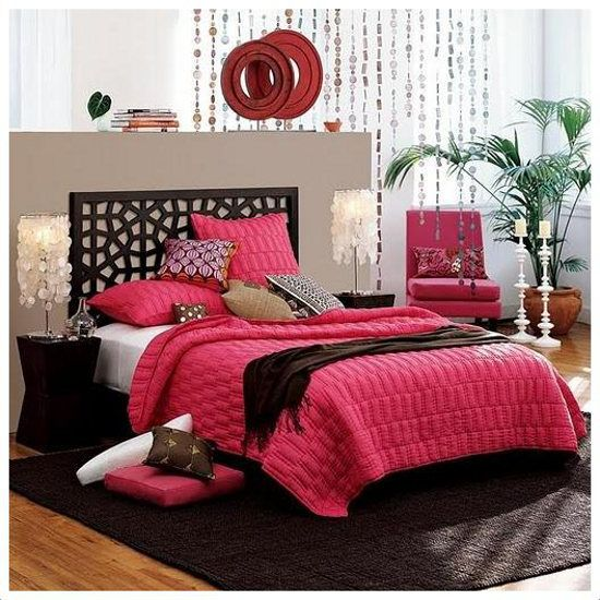 Em rita desastre decoraci n habitaciones para chicas for Modelos de decoracion de dormitorios