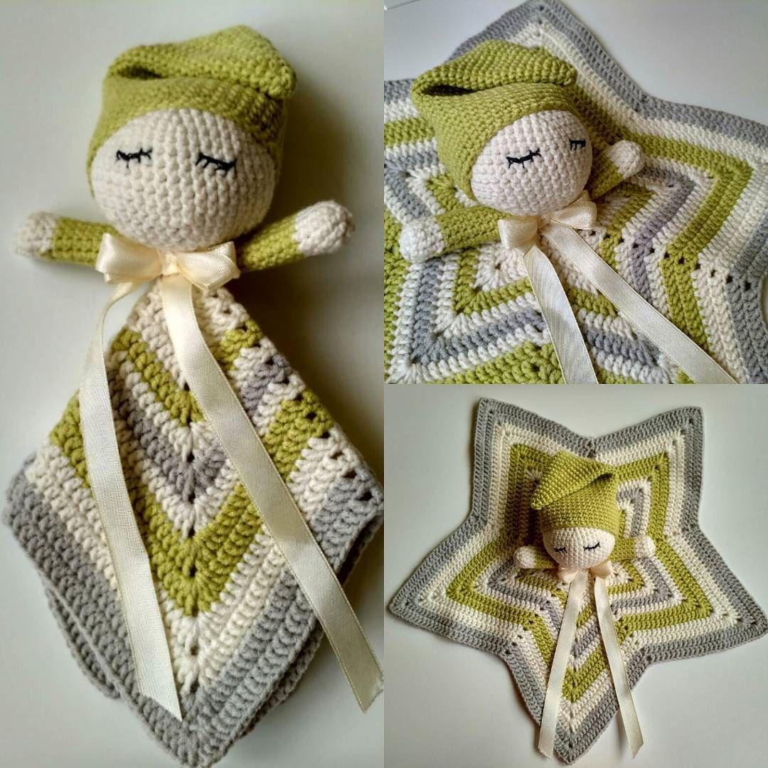 Sleepy lovey | Baby blankets | Pinterest | Manta, Ganchillo y ...