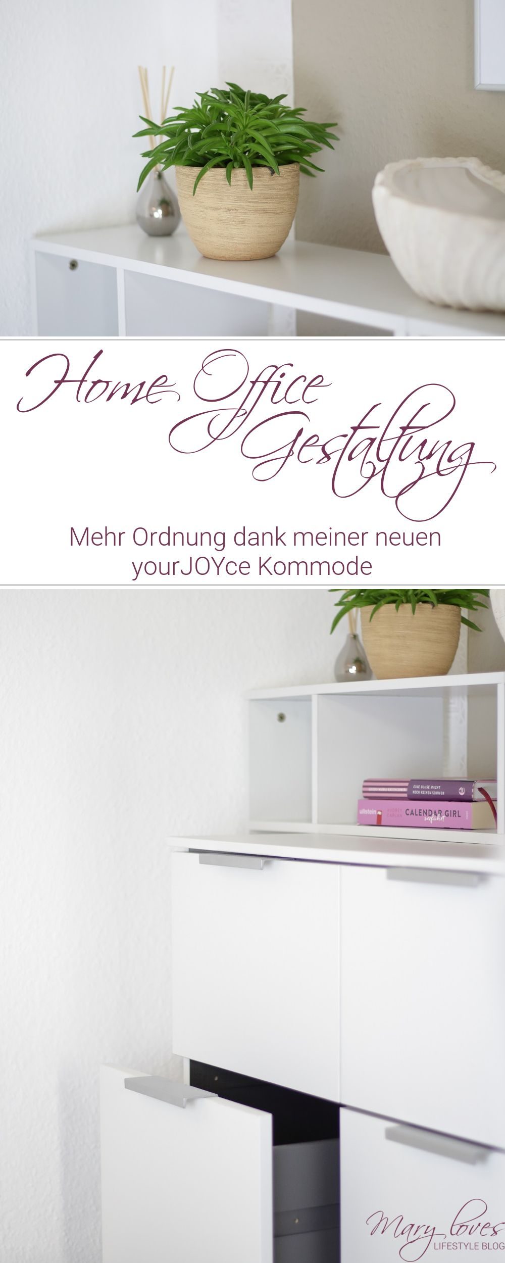 Projekt Home Office Mehr Ordnung Dank Meiner Neuen Yourjoyce