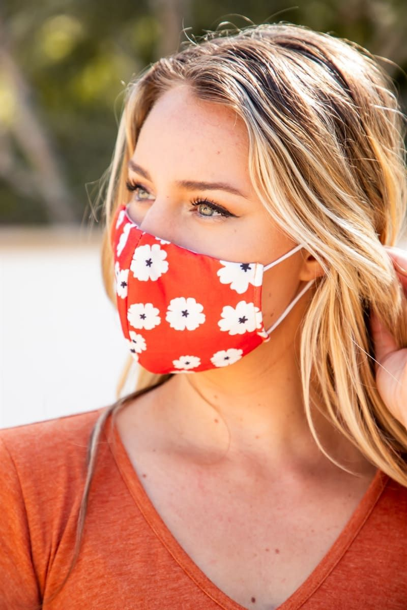 Kids & Adults Reusable Face Masks as low as 4.99