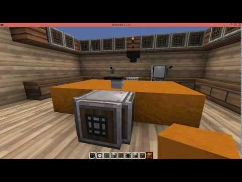 Tutorial Como Hacer Una Cocina En Minecraft Como Hacer