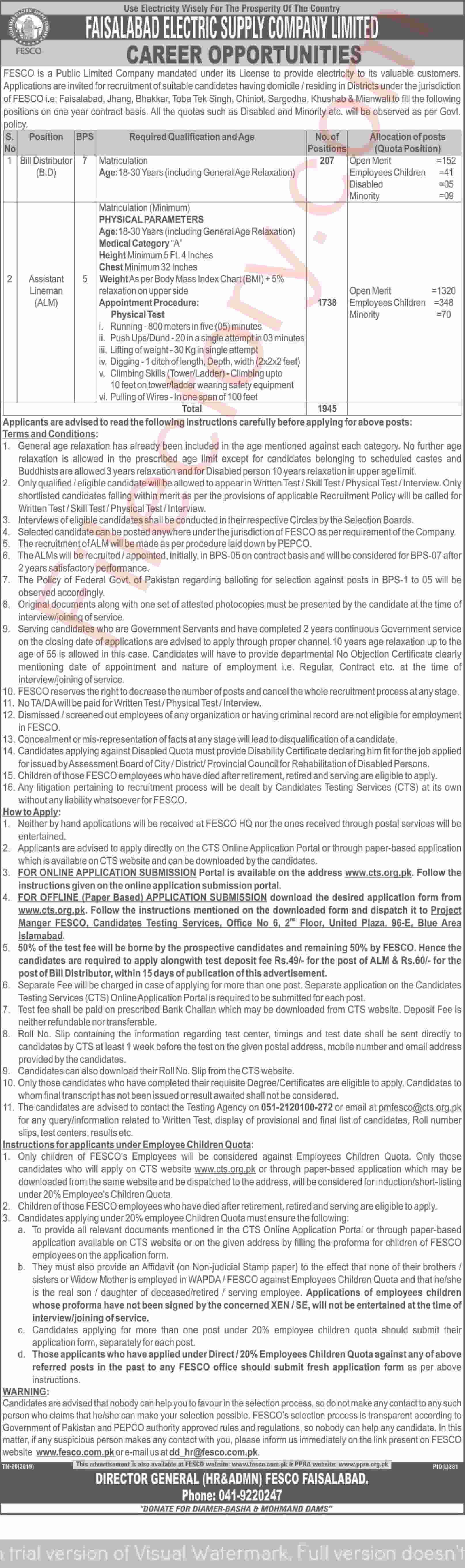 Pin by Filectory Latest Jobs in Pak on Jobs
