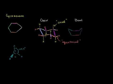 Cyclohexane Structure Organic Chemistry Chemistry Organic Chem
