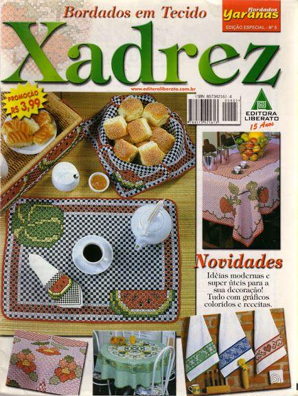 BARRADOS XADREZ - Sueli Telma Rodrigues - Веб-альбомы Picasa