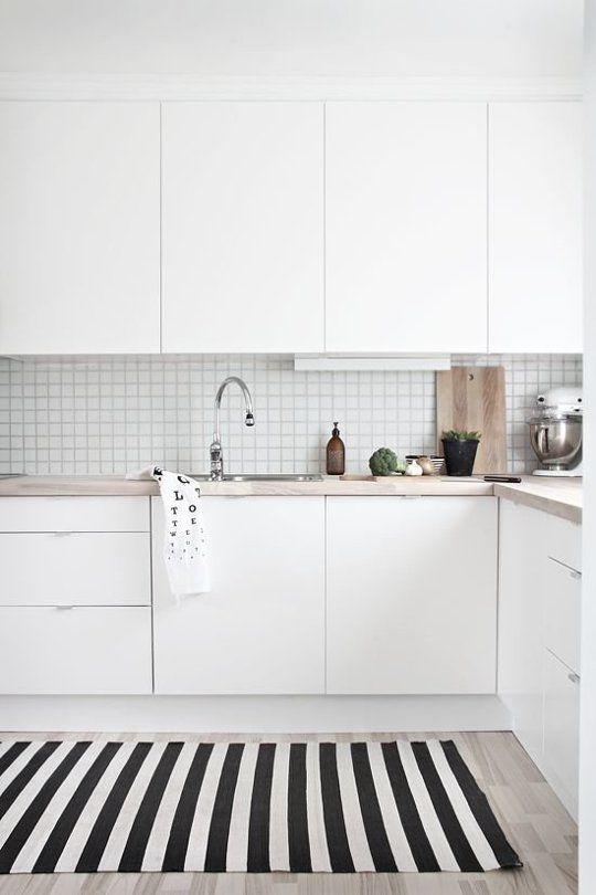 The 10 Commandments Of Every Minimalist Kitchen Minimalist Kitchen Design Kitchen Interior Kitchen Inspirations