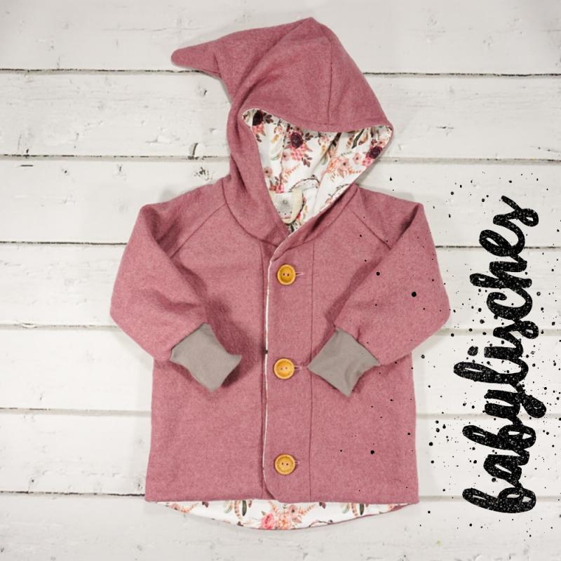 Werbung Susse Babyjacke In Altrosa Liebevoll Handgenaht Babylisches Fertigt Susse Baby Und Kleinkindmode An Http Baby Jacke Jacken Angesagte Mode