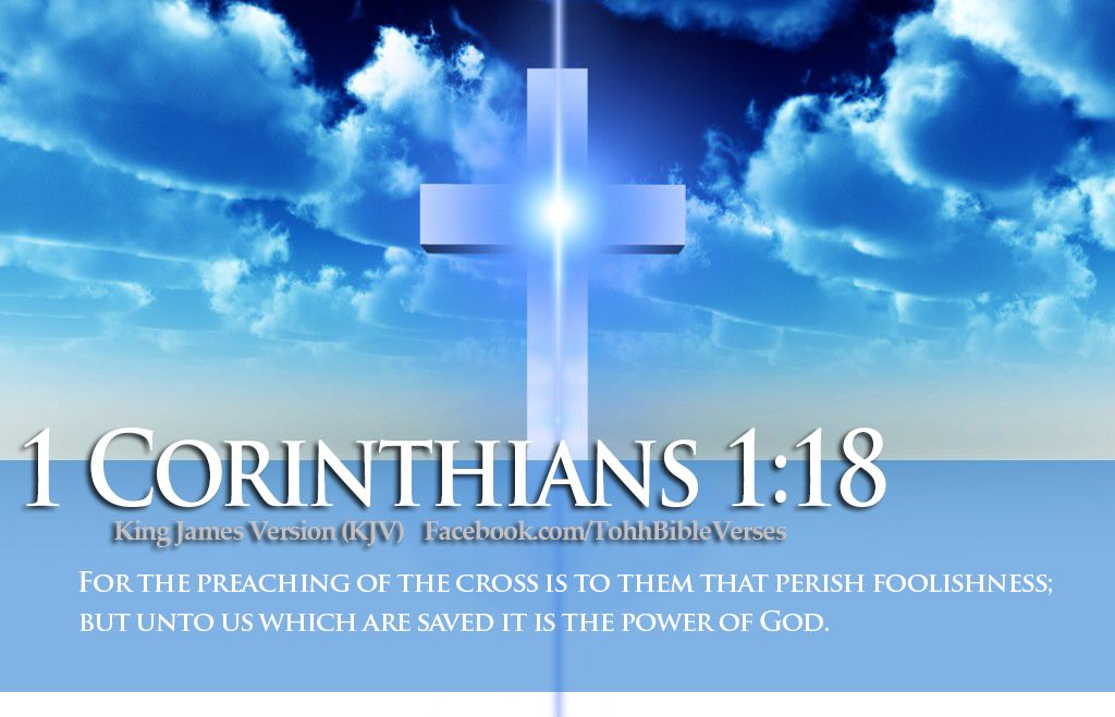 Word Pictures - 1st Corinthians 1 | Word Pictures: New ...