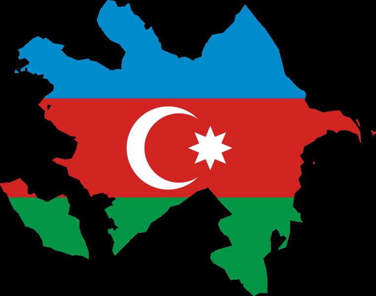 Azerbaijan | Azerbaijan flag, Azerbaijan, Asia map