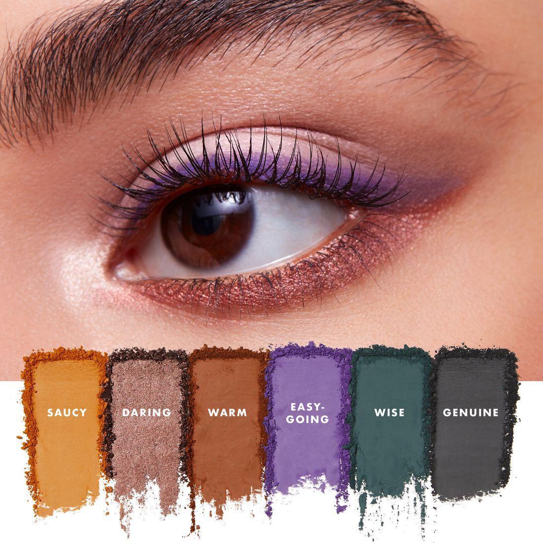 Opposites Attract Eyeshadow Palette Eyeshadow, Eyeshadow