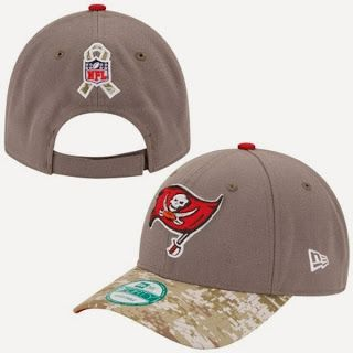 New Era  Tampa Bay  Buccaneers  NFL Salute to Service 9FORTY Adjustable  Hat   Bucs  veteransday  military  camo  NFLSalute  football www.thestyleref.com 2593f1c6dcb