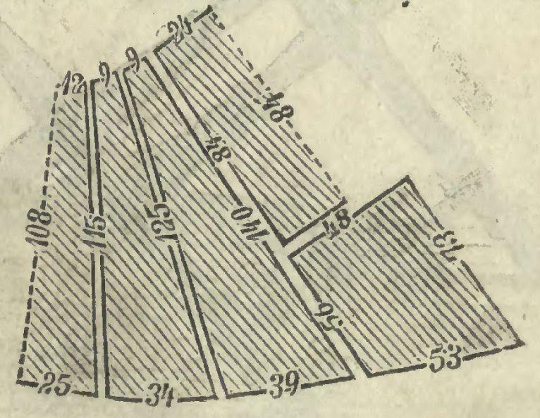 Tygodnik Mód 1877.: Foundation skirt's pattern.