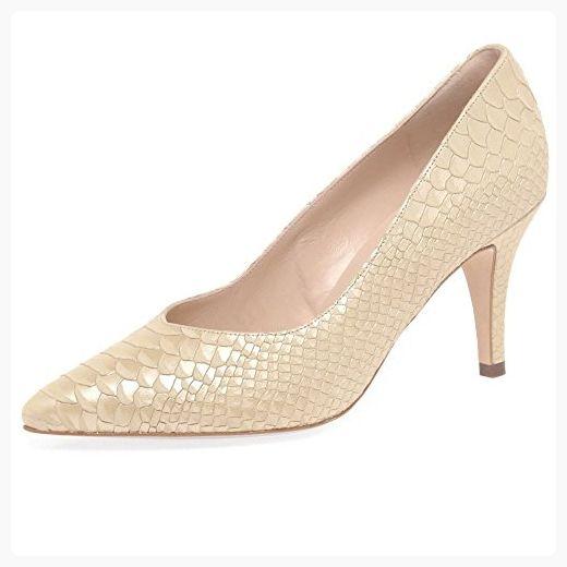 Elektra Dress Court Shoes