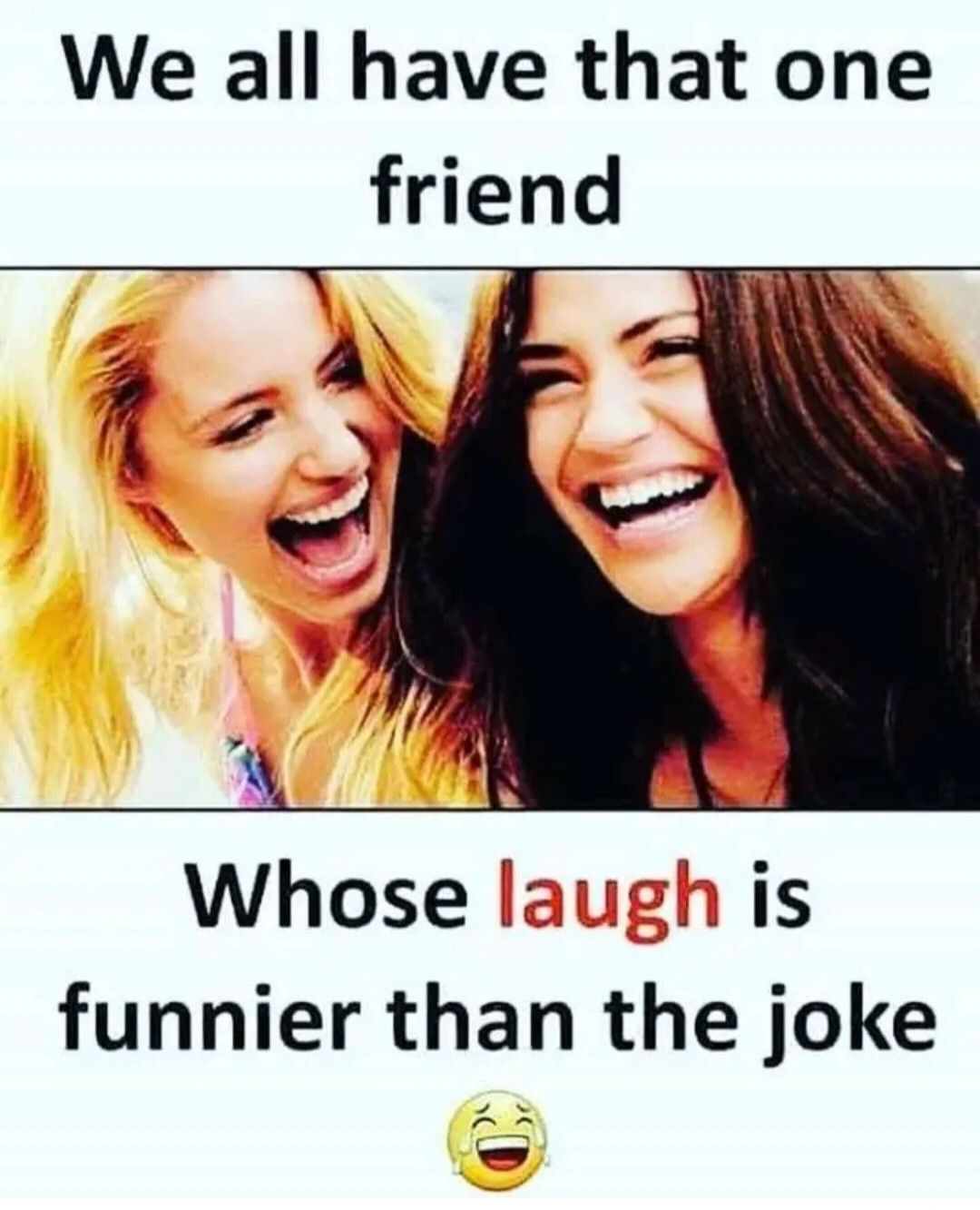Pin By Triveni Chinnu On Friends Forever Funny Laughing Jokes That One Friend