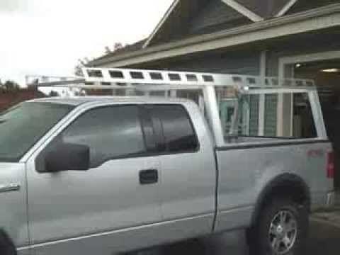 system one truck racks pickup ladder