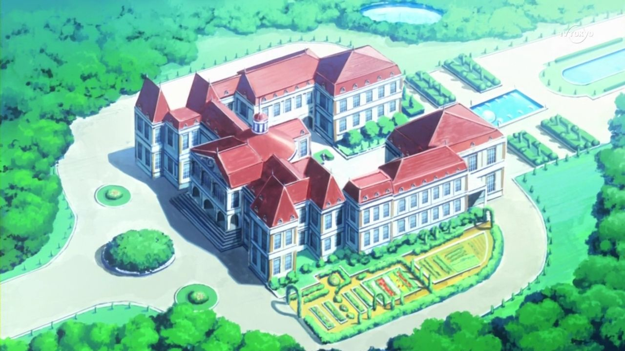 Anime mansion anime mansions house styles