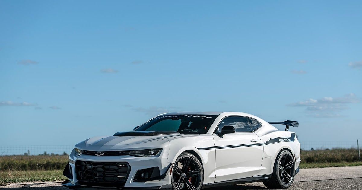 Resurrection 1200 Hp Camaro Zl1 1le Hennessey Performance 2020
