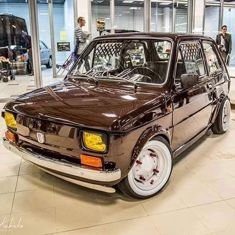 Fiat 126 With Images Fiat 126 Fiat Cars