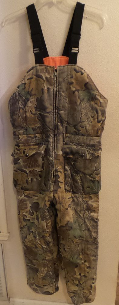 walls blizzard pruf insulated bib overalls large short on walls hunting clothing insulated id=80437