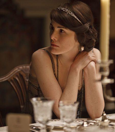 perfect Mary Crawley
