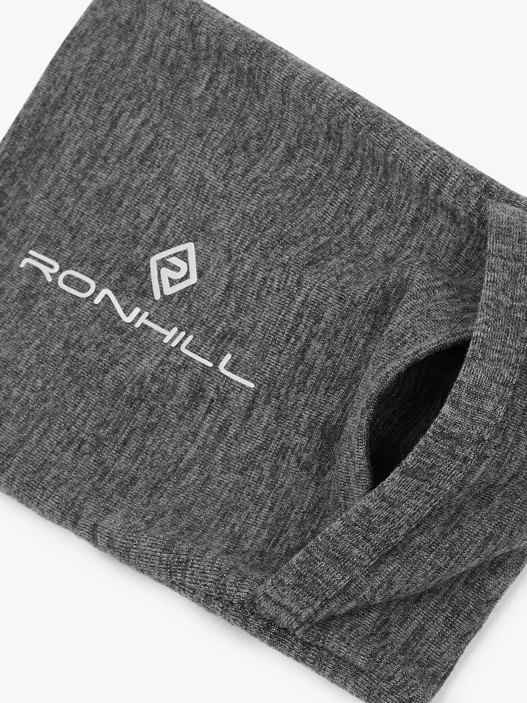 New Ronhill Stretch Arm Pocket Black or Grey Marl in 2 sizes.