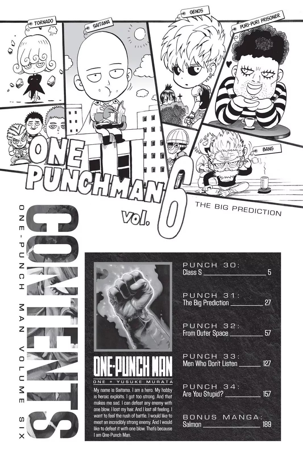 Pin by Margaret Brungardt on One Punch Man | One punch man ...