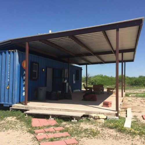LAREDO TINY CONTAINER HOUSE (With Images)