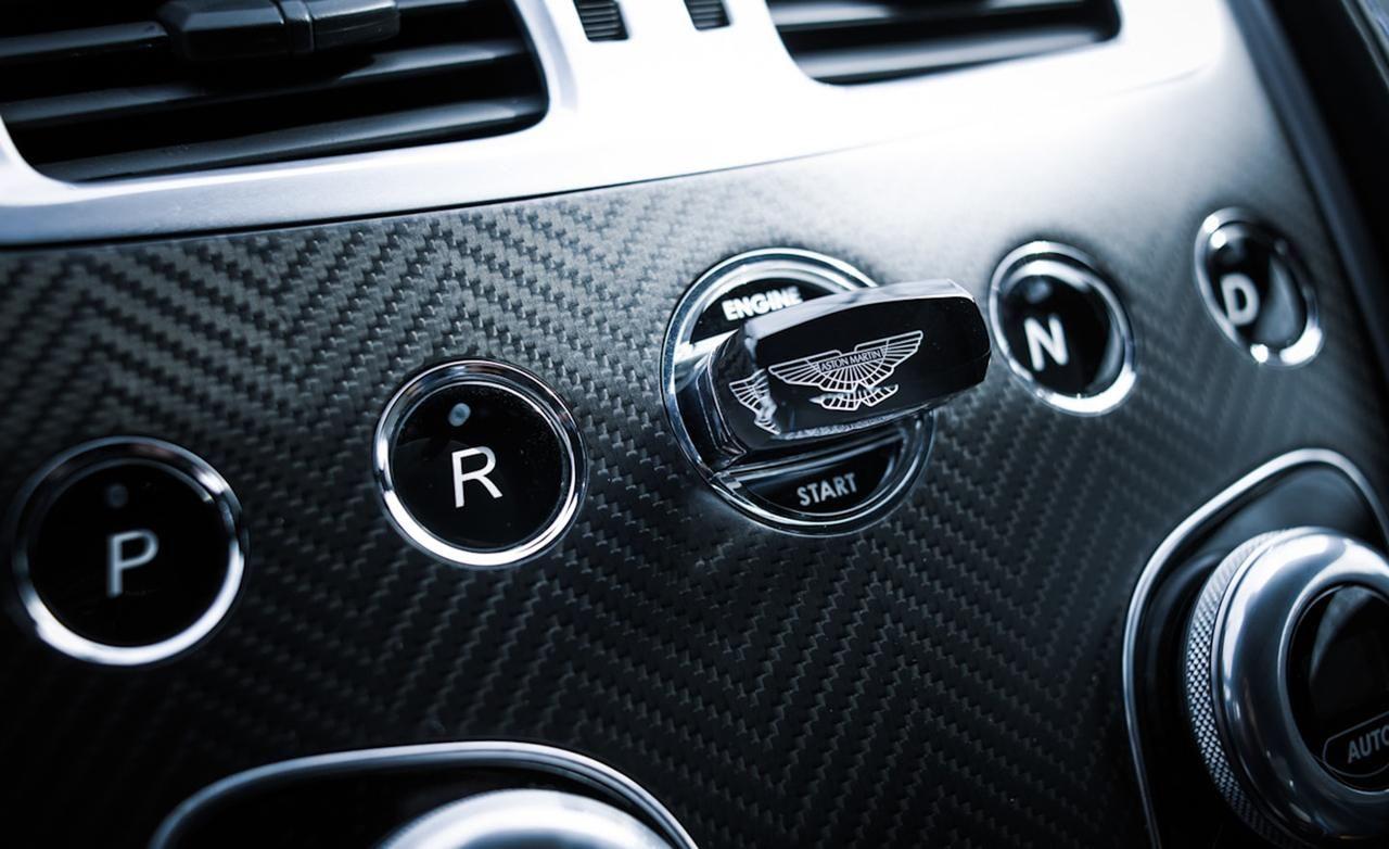 Aston Martin Key Auto Bild Ideen