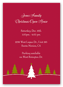 Make free printable Christmas Party Invitations Christmas